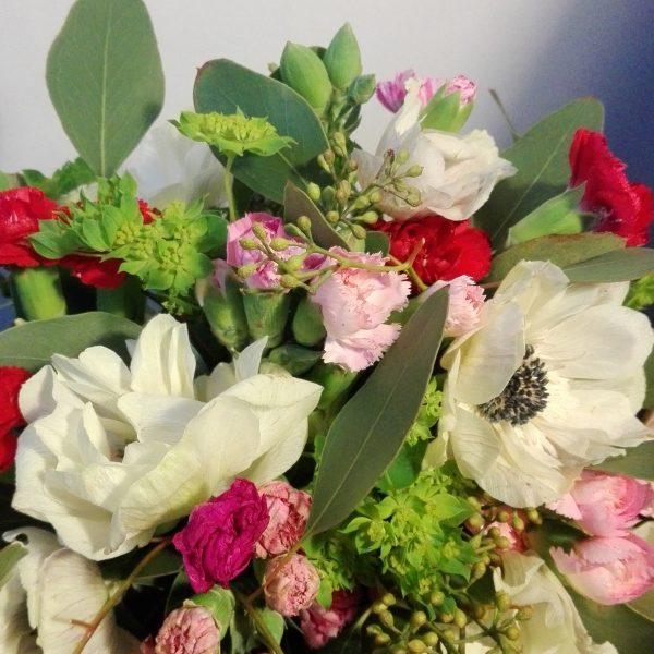 fleuriste passionnee